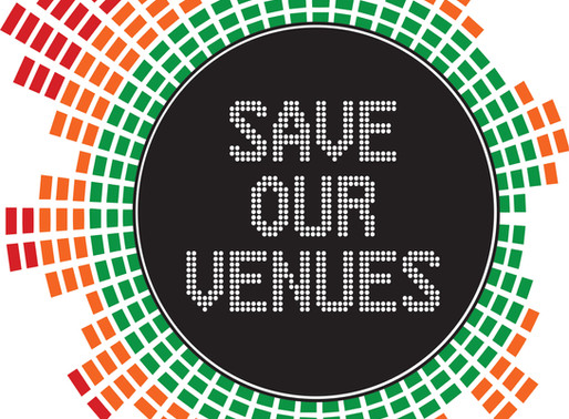 Music Industry Steps Up for #saveourvenues Campaign