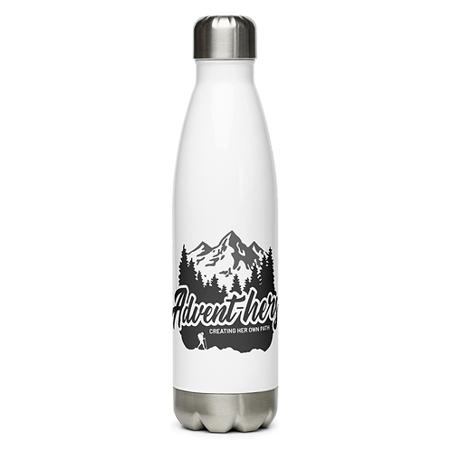 Advent-hers Stainless Steel Water Bottle