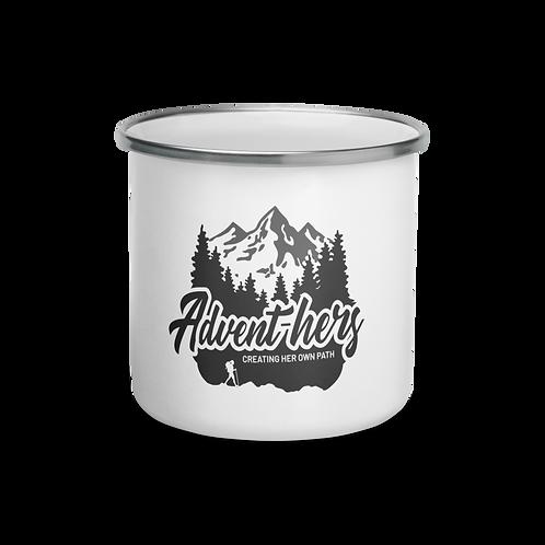Advent-hers Enamel Mug