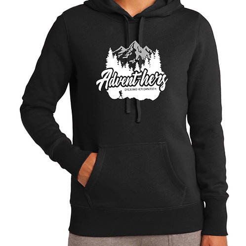 Black Advent-hers Hoodie