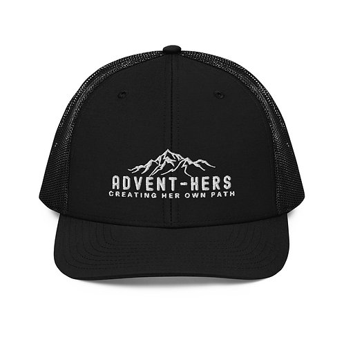 Trucker Cap with Mountains