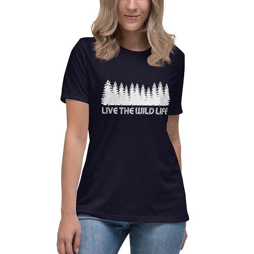 Women's Live The Wild Life T-Shirt