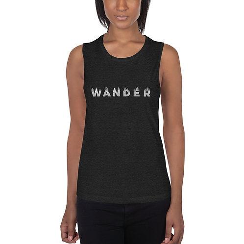 Wander Muscle Tank