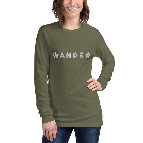 Wander Long Sleeve Tee