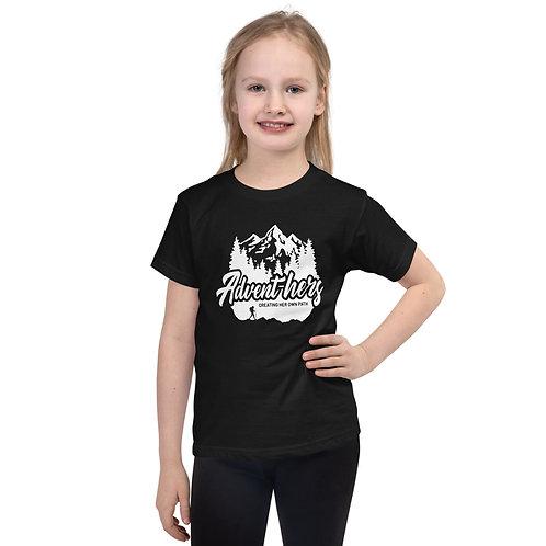 Short Advent-hers sleeve kids t-shirt