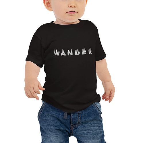Wander Baby Jersey Short Sleeve Tee