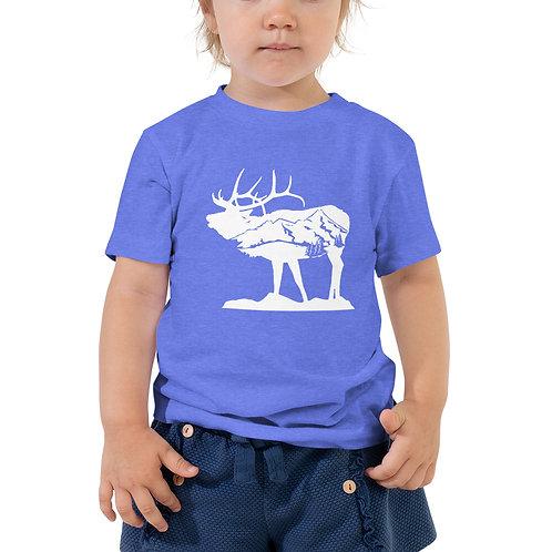 Toddler Elk Short Sleeve Tee