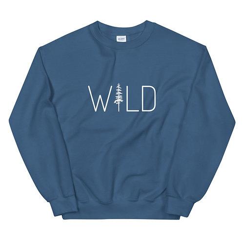 Wild Crew Neck Sweatshirt