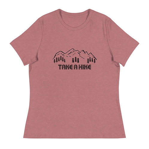 Women's Take A Hike Relaxed T-Shirt