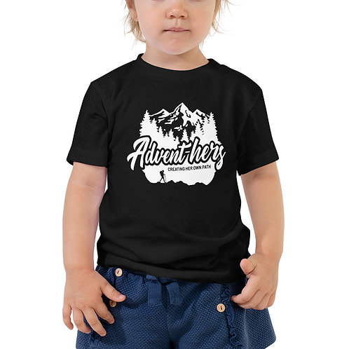 Toddler Advent-hers Short Sleeve Tee