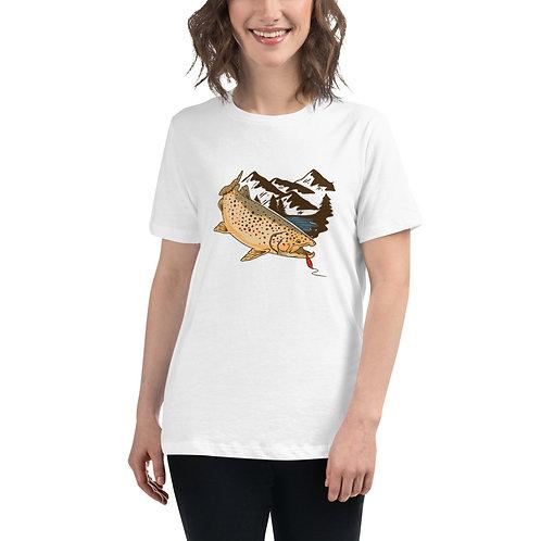 Women's Fish  T-Shirt