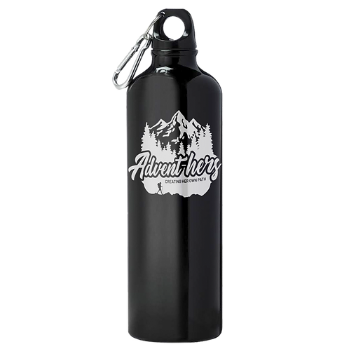 24oz Aluminum Water Bottle