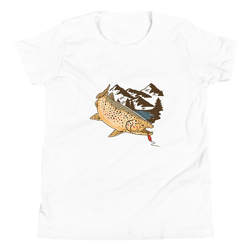 Youth Fish Short Sleeve T-Shirt