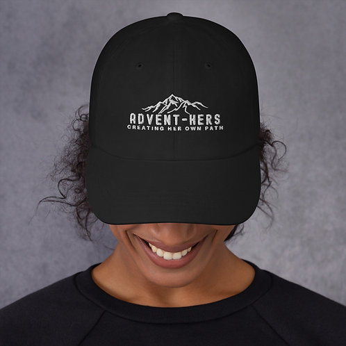 Classic hat with Mountains
