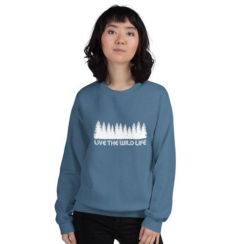 Live The Wild Life Sweatshirt