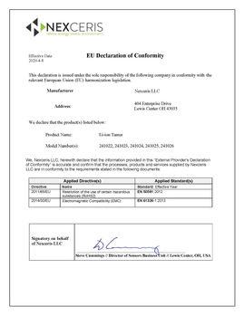 Li-ion Tamer CE 인증