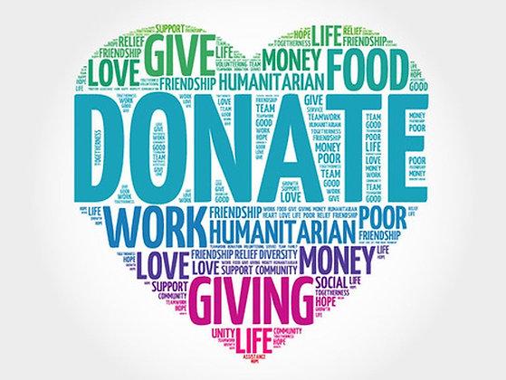 $10 Donation