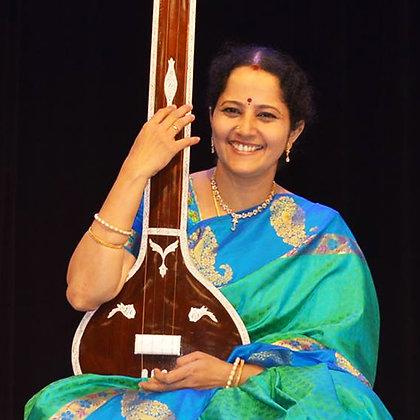 Family Pass Donation for Vid. Gayathri Venkataraghavan Concert