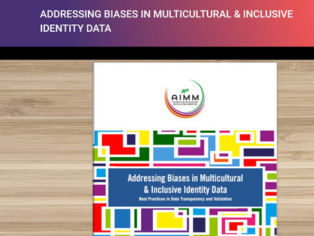 Truthset and the ANA AIMM Release First of its Kind Multicultural Online Data Benchmarks