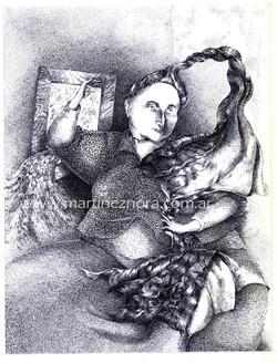 Señora de Burzaco (II)