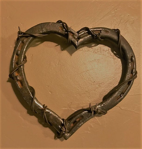 Rustic Hearts (each)