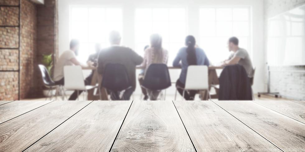Board & General Membership Meeting