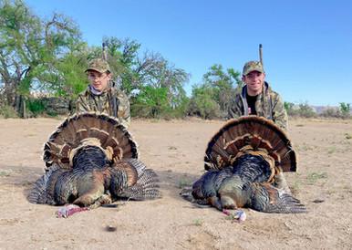 2021 Washington Ranch Youth Turkey Hunt