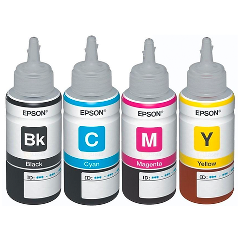 Fully Compatible Epson High Capacity T6641- T6644 Multi-Pack