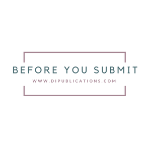 Before you Submit
