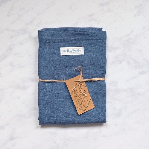 Blue Furoshiki Size L
