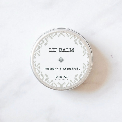 lip balm - rosemary & grapefruit