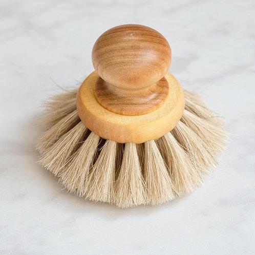 round dish brush