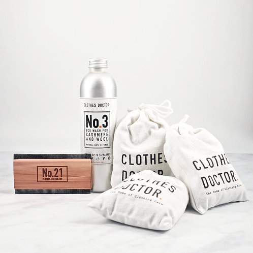 Cashmere And Wool Care Kit
