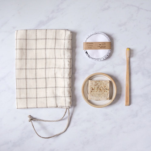zero waste bathroom starter kit uk