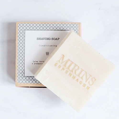 eco-friendly natural shaving soap miring copenhagen
