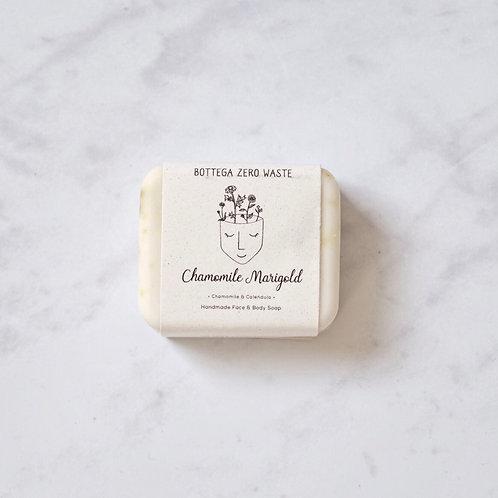 chamomile marigold soap