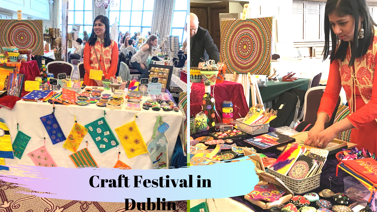 Craft Festival in Dublin