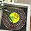 Thumbnail: Krishna Dot Mandala Painting - 23*23 cms