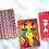 Thumbnail: Handpainted Tribal art Notebooks - Set of 3