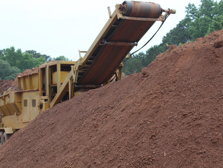 Screened Dirt & Screened Topsoil Delivered to Your Home or Business