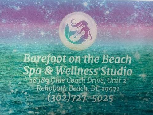 Barefoot Mermaid Pamper Plus Spa Package