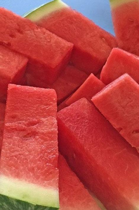 Wrinkle-out Watermelon Wrap & Massage
