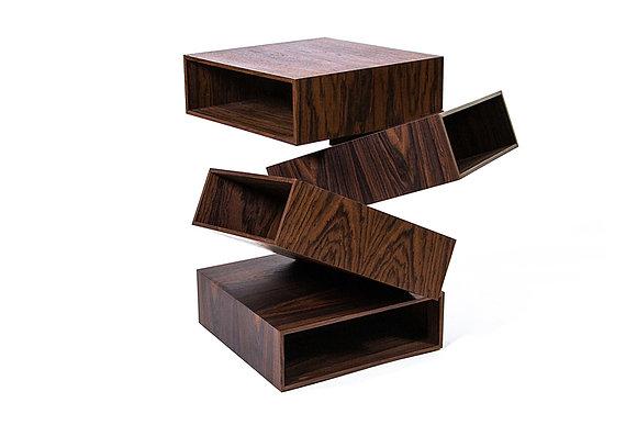 Porro Столик Balancing Boxes