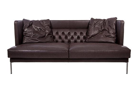 Living Divani Lipp диван кожаный