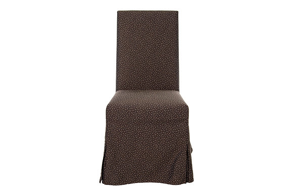 Maxalto Peplo стул с чехлом коричневый