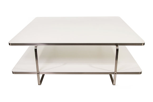 Flexform стол журнальный Carlotta белый