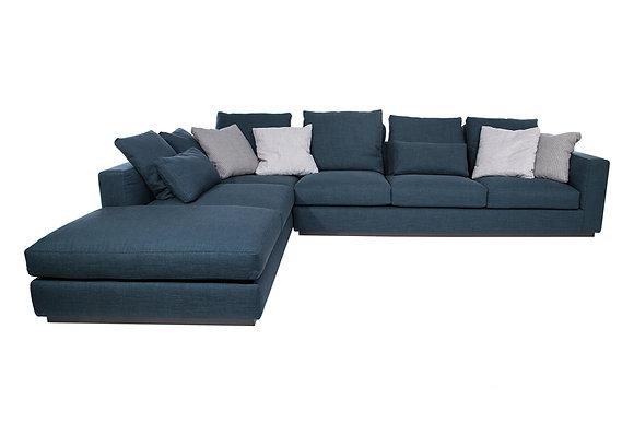Minotti диван угловой Andersen Line