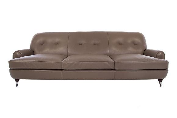 Poltrona Frau диван Novecento кожаный