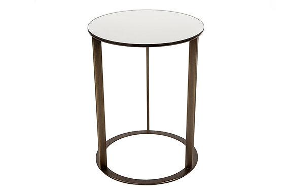 Maxalto Elios кофейный стол бронзированный