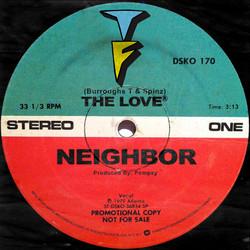 "The Love ""Neighbor"""